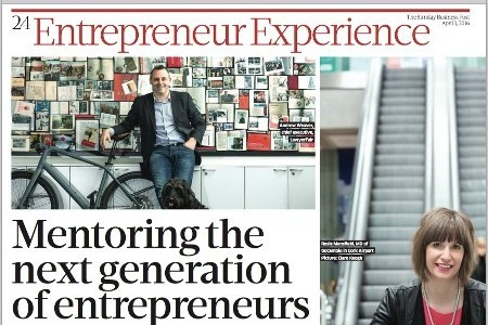 Mentoring the Next Generation of Entrepreneurs Pg1