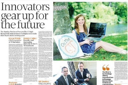 Innovators Gear Up for the Future